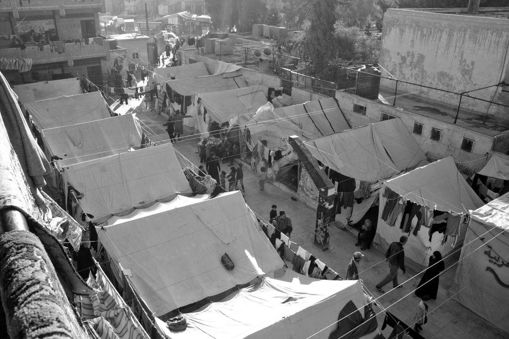 إطلاق حملة دولية لمساندة فلسطينيي سورية النازحين إلى الأردن