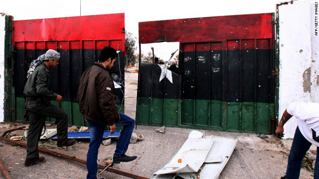 Libyans Face Tough Challenges in Building a New Nation