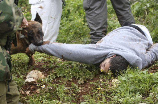 The Israeli Occupation forces employ police dogs in the attack and torture of Palestinians
