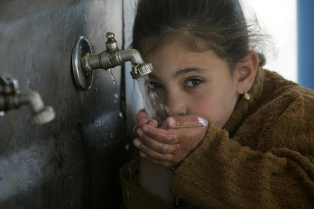 Gaza water too contaminated to drink, say charities