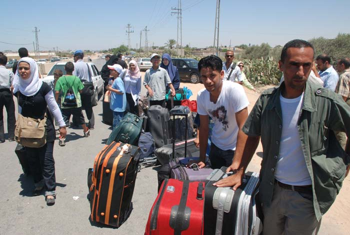 Euro-Mid Calls on Egypt to Reopen Rafah Crossing