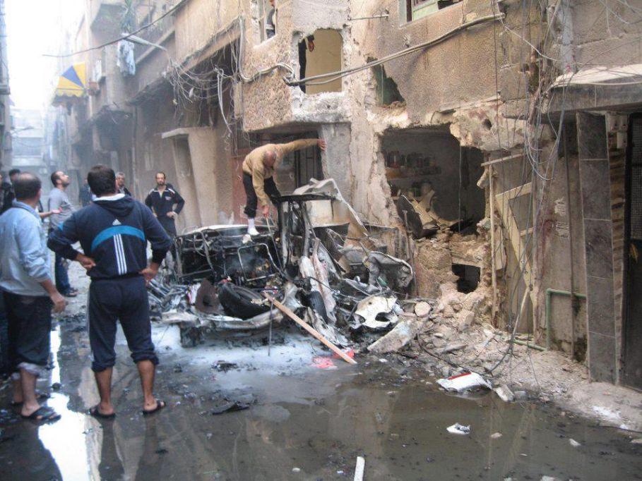 دعوة إلى إغاثة عاجلة للاجئي مخيميّ اليرموك ودرعا