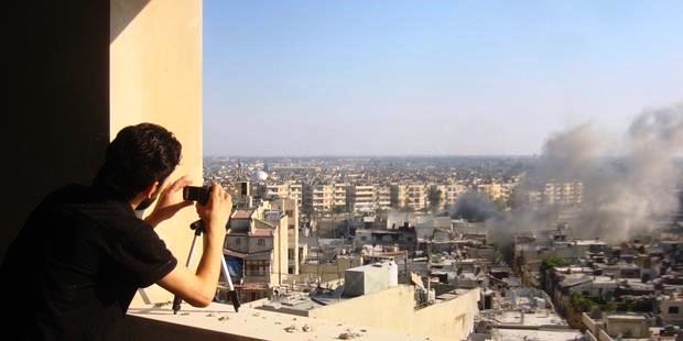 استهداف الصحفيين مستمر في النزاع السوري