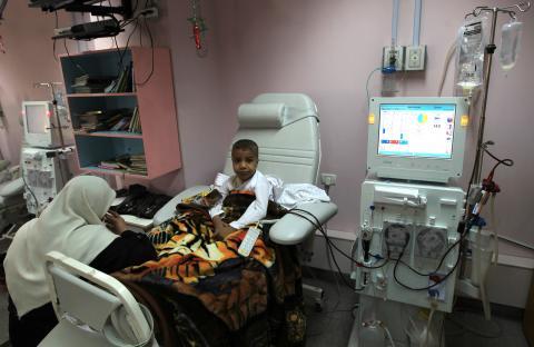 Euro-Med Monitor warns of a humanitarian crisis in Gaza