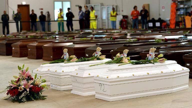 مجهولو الهوية.. دفن مئات الغرقى الفلسطينيين والسوريين غدًا