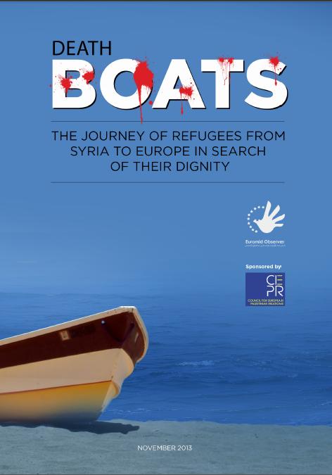 ندوة في البرلمان الأوروبي تناقش تقريرًا حول غرق قارب اللاجئين